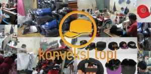Konveksi topi di Bandung yang bisa Diamanahi